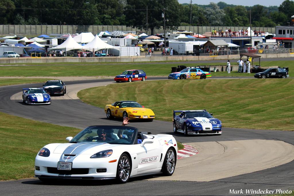 Feature Race