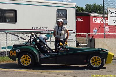 Ivan Samila 1970 Lotus Series 4