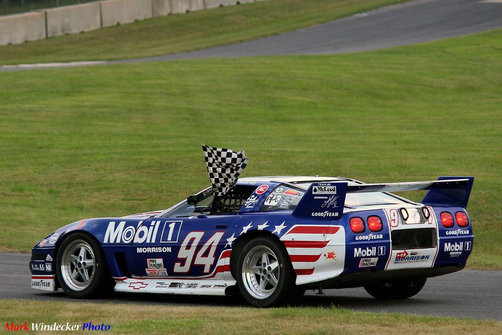 Robert Pfeffer  1990 Corvette ZR-1 Saturday