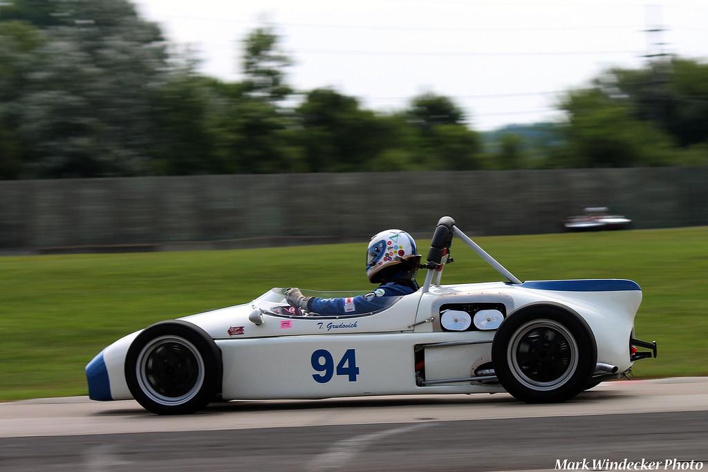 Thomas Grudovich FJ-1960 Elva FJ