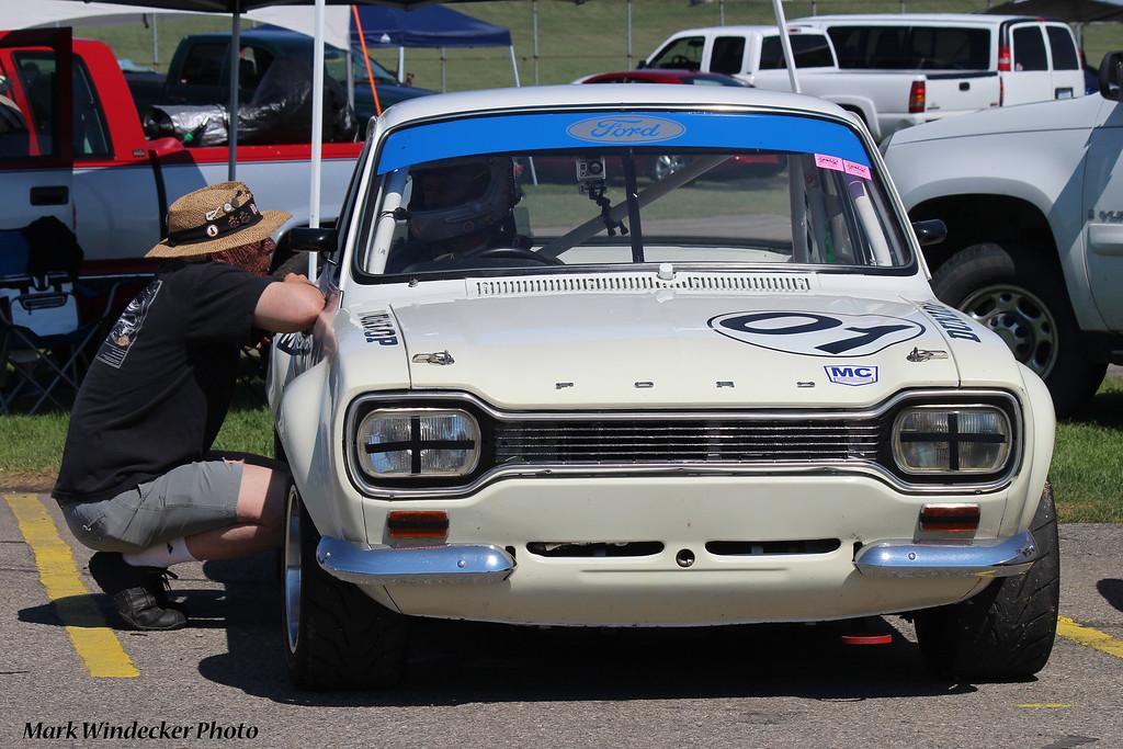 Peter Halsmer 1968 Ford Escort Twincam