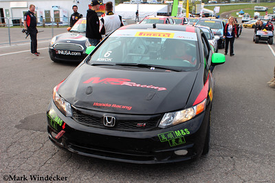 TCA M&S Racing /Honda Civic SI