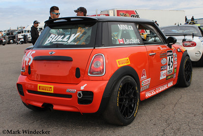 TCA Team Octane /MINI Cooper