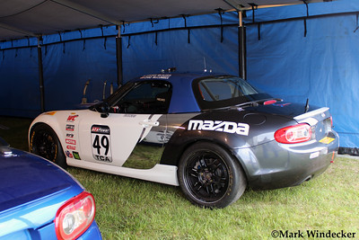 TCA Atlanta Motorsports Group /Mazda MX-5 Cup