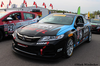 TC Shea Racing /Honda Accord V-6 Coupe