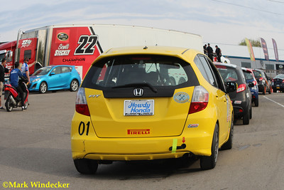 TCB Drengler Racing /Honda Fit