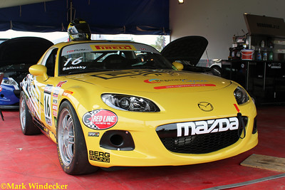 TCA BERG Racing /Mazda MX-5 Cup