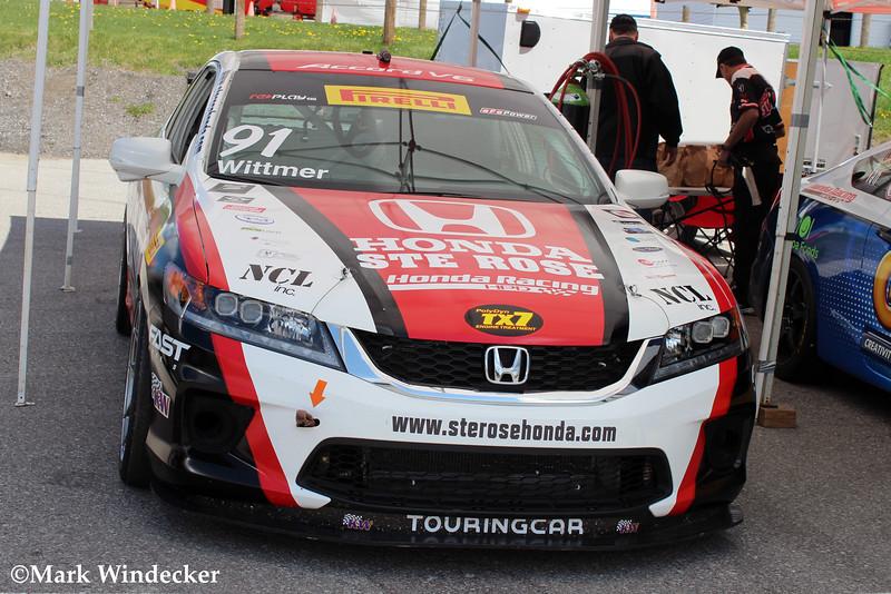 TC Honda Ste-Rose Racing /