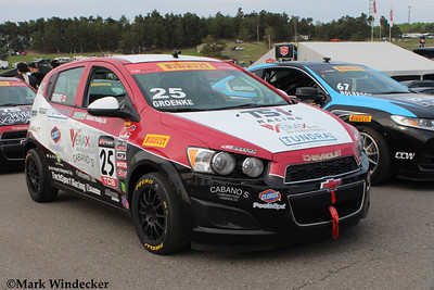 TCB Tech Sport Racing /Chevrolet Sonic
