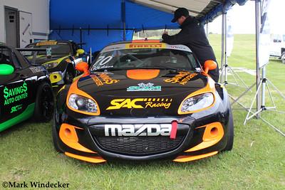 TCA S.A.C. Racing /Mazda MX-5 Cup
