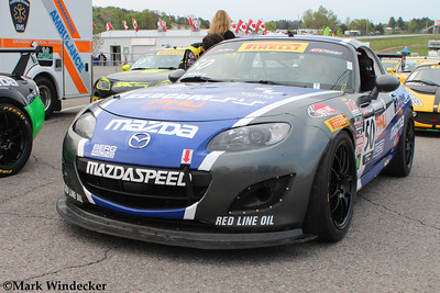 TC BERG Racing /Mazda MX-5