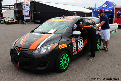 TCB Breathless Racing /Mazda 2