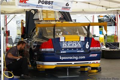 K-PAX RACING VOLVO S60