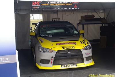 GTS Global Motorsports Group Mitsubishi EVO