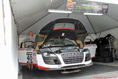 GT Global Motorsports APS Inc/Under Armor/Audi R8