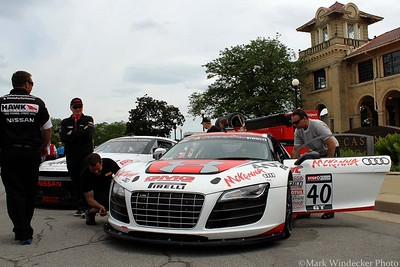 Global Motorsports Group Audi R8