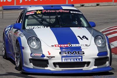 7TH GT JAMES SOFRONAS PORSCHE 911 GT3