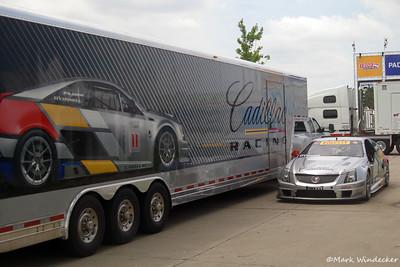 GT Cadillac Racing Cadillac CTS-V.R