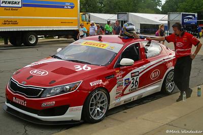 GTS Kia Racing/Kinetic Racing Kia Optima