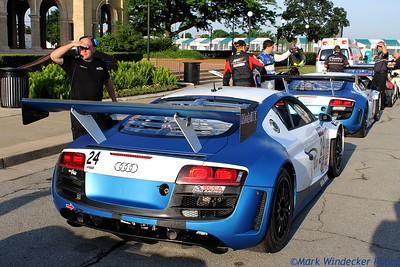 GT Global Motorsports Group Audi R8 LMS