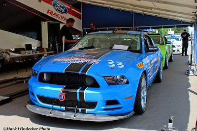 GTS Capaldi Racing/Mustang
