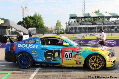 GTS Roush Racing Mustang Boss 302R