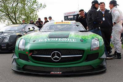 Bayshore Racing Mercedes Benz AMG SLS GT3