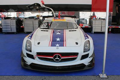 DragonSpeed MercedesBenz AMG SLS GT3