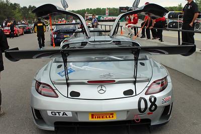 Rembrandt Charms/ Monticello MC/ Mercedes Benz AMG SLS GT3