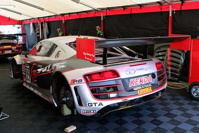 Kendra Audi R8 LMS Ultra
