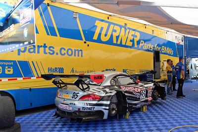 Turner Motorsports  BMW E89 Z4 GT3