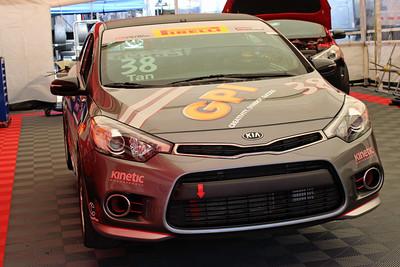 Kinetic Motorsports Kia Optima