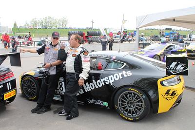 LG Motorsports Aston Martin Vantage GT4