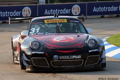 DNS Renger van der Zande Porsche 911 GT3