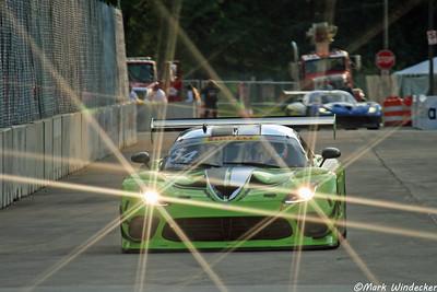 15th (6th GTA) Timothy Pappas Dodge Viper GT3R