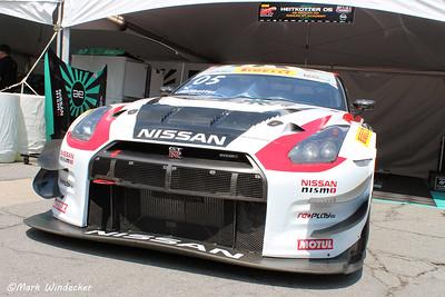 Nissan GT Academy GT-R/Nissan GT-R GT3