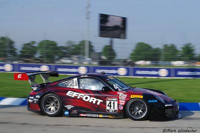 7th Michael Lewis Porsche 911 GT3R