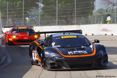 1st Kevin Estre McLaren 650S GT3