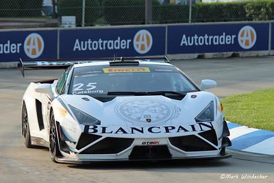 22nd Nick Catsburg Lamborghini GallardoGT3FL2
