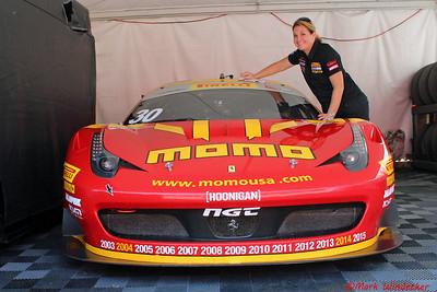 MOMO/NGT Motorsport/ Ferrari 458 GT3 Italia