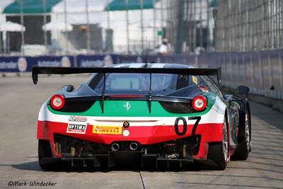 18th (9th GTA) Martin Fuentes Ferrari 458 GT3 Italia