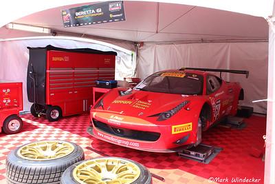 R. Ferri Motorsport Ferrari 458 GT3 Italia