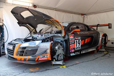 Stephen Cameron Racing Audi R8 LMS Ultra