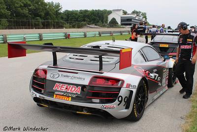 Kenda/ RecStuff.com Audi R8 LMS Ultra