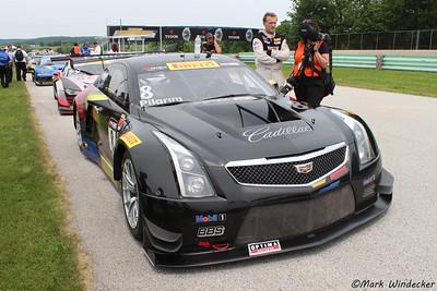 Cadillac Racing Cadillac ATS-VR GT3