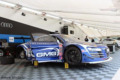 GMG Racing/ Spyder/Mobil 1 Audi R8 LMS Ultra