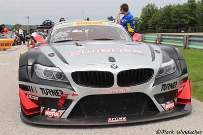 Swisher Racing BMW E89 Z4 GT3