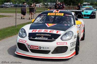 RESET-MD Porsche Cayman