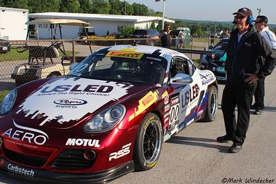 TC-USLED/ AxisRoofing/ AERO/ RSS Porsche Cayman