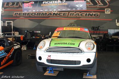 TCB-Turn 7 Motorsports/ Donate Life MINI Cooper